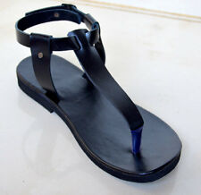 CAIRO Leather Sandals, Gladiator Sandals, T Strap, Mens, Womens, ALL SIZES