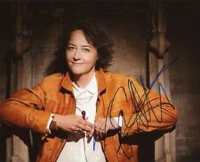 AUTOGRAPHE SUR PHOTO 20 x 25 de Nathalie STUTZMANN (signed in person)