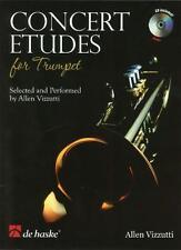 Concert Etudes (Trompeta estudios) dhp1084488