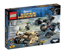 LEGO Super Heroes Batman vs. Bane Inseguimento in Tumbler (76001)