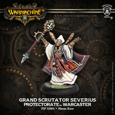 Warmachine: Protectorate of Menoth Grand Scrutator Severius PIP 32001