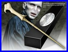 Harry Potter BACCHETTA di LORD VOLDEMORT Versione DELUXE Wand NOBLE COLLECTION
