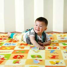 Baby Foam Floor Play Mat Child Activity Soft Kid Eductaional Toy Gift Gym Crawl