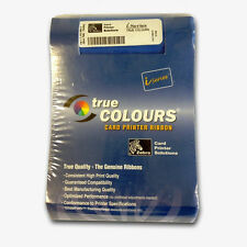 NEW Genuine Zebra iSeries 800017-240 YMCKO Color Ribbon for P100i, P110i, P120i