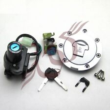 Ignition Switch Gas Cap Seat Key Lock Set for Honda CBR 600RR 03-06 1000RR 04-07