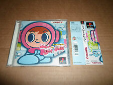US Seller Tested ! Japan Import Mister Driller Mr. Puzzle Playstation 1 PS1 PSX