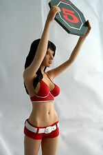 1/6 Resin Model Kit, Sexy action figure Ring Girl
