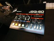 ROLAND JSQ-60 DCB DIGITAL KEYBOARD SYNTHESIZER RECORDER FOR JUNO 60/JUPITER-8