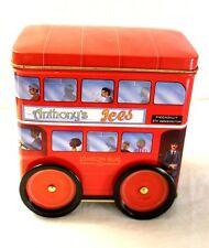 Stanley's Confectionary 1990's London Bus Toffee Tin