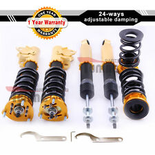FIT 06-11 CIVIC DX LX EX SI ADJUSTABLE SUSPENSION LOWERING COILOVER SPRING UNIT