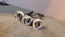 3 1983 Ford Country Squire Wagon Driver Side Left Tail Light Sockets Pigtails