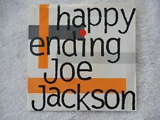 "Joe Jackson ""Happy Ending/Loisaida"" Picture Sleeve 45 RPM Record"