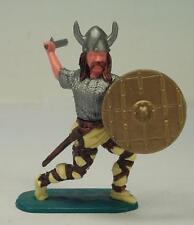 Timpo Toys Wikinger Viking mit Schwert und goldenem Schild