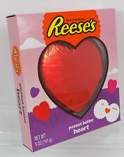 REESE'S GIANT PEANUT BUTTER MILK CHOCOLATE HEART GIFT BOXED-VALENTINE'S DAY 141g