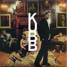 "KUBB - REMAIN - 7"" VINYL SINGLE - FULLY  AUTOGRAPHED COVER - MINT"