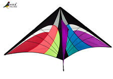 NEW 5.2ft Delta Triangle Kite Outdoor fun Sports Toys single line multicolor