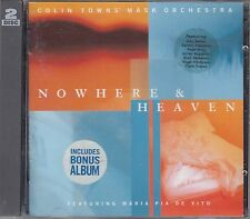 COLIN TOWNS' MASK ORCHESTRA - nowhere & heaven CD