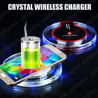 Slim Qi Wireless Charging Charger Pad For Samsung Galaxy Note 5 S7 S6 Edge+ Plus