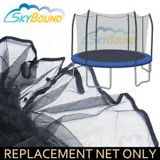 Trampoline Net FITS 12' Frames FITS 6 Pole Enclosures FITS SkyWalker (Net Only)