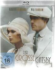BluRay - Der große Gatsby (Robert Redford)