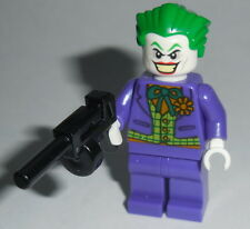 SUPER HERO #30 Lego The Joker w/tommy gun NEW Genuine Lego 6857