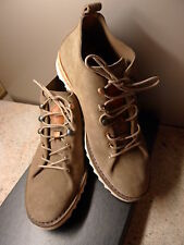 PAUL SMITH MEN'S CHUKKA TAN COLOR SUEDE ANKLE BOOTS SIZE EU 40 / UK 6 / US 7