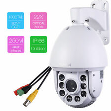 22X Zoom 1000TVL  CCTV Security Camera  IR   speed PTZ outdoor Surveillance