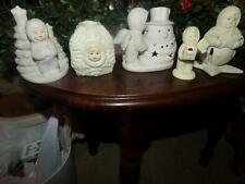 SNOW BABIES LOT OF 5 BUYER TAKES THEM ALL! WOW SEE LISTING GIFT STORE BUY OUT