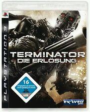 Sony PS3 Playstation 3 Spiel ***** Terminator 4 Die Erlösung ************NEU*NEW