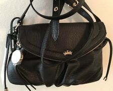 JUICY COUTURE Gold Black LMini Crossbody Bag BRAND NEW With Tags
