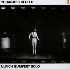 Gumpert, ulrich-n 'tango pour Gitti * CD * NOUVEAU *