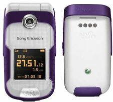Sony Ericsson W710i Violett (Ohne Simlock) 4Band 2MP Radio Walkman Neuwertig TOP