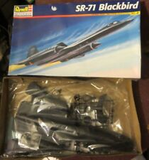 Revell SR-71 Blackbird military Airplane model kit