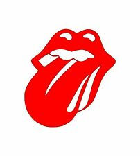 Tongue Out Sticking Tongue Out Car Sticker Decal Graphic Vinyl Label Red