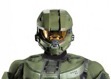 Mens Adult HALO MASTER CHIEF HELMET Full Coverage Licensed Accessory