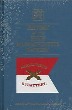 History of the Fifth Massachusetts Battery by Luther Cowles-1996-HB-Still Sealed