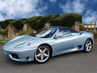 Ferrari 360 Spider Convertible F1 Auto, 2 OWNERS AND ONLY 6900 MILES