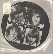 """THE BEATLES """"Hello Goodbye / I Am The Walrus"""" 2 Track Picture 7"""" Vinyl Single"""