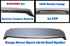 ROOF SPOILER RANGE ROVER SPORT AUTOBIOGRAPHY REAR BOOT SPOILER L320 2005-2009