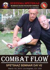 SYSTEMA RUSSIAN SPETSNAZ DVD #16 - COMBAT FLOW (Russian Martial Arts, V. Starov)