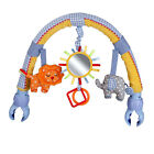 Baby Crib Stroller Rattles Seat Buggy Travel Arch Development Toy for Pram