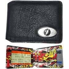 The Flash Escarlata Speedster Mini Tarjeta De Transporte RFID Cartera Oficial