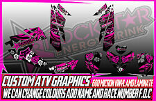 APACHE 450/450R ATV GRAPHICS DECALS ALL YEARS