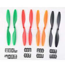 "4pcs 1045 10"" Propeller Prop CW CCW for DJI F450 F550 X525 RC Quadcopter 3D Fly"