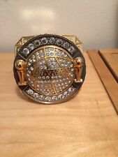 Lakers 2010 Championship Paperweight Ring Kobe Vs Celtics