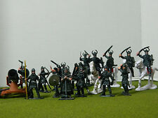 MEDIEVAL VIKING 54 MM SCALE FACTORY PAINTED SET #1