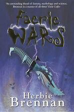 Faerie Wars, Herbie Brennan