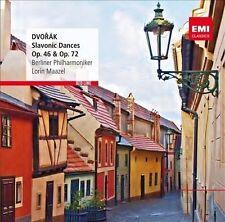 Dvorak: Slavonic Dances Op. 46 & 72, New Music