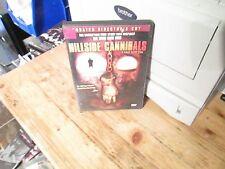 Leigh Scott HILLSIDE CANNIBALS rare HORROR Unrated dvd SAWNEY BEAN CLAN True