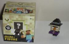 Minecraft End Stone Series 6 Mini Figure Potion Drinking Witch